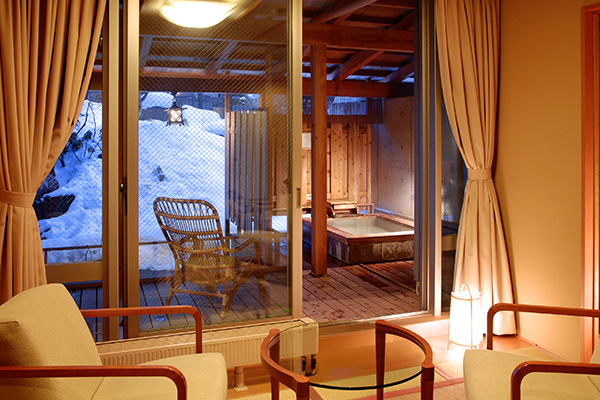 Guest Room With Private Outdoor Bath Rooms Kusatsu