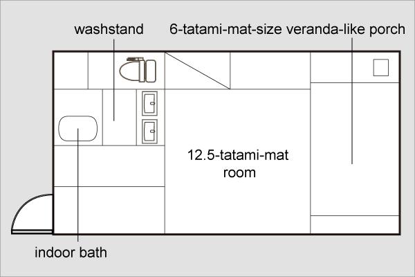 12 5 Tatami Mat Japanese Room Rooms Kusatsu Onsen